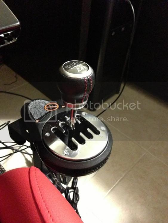 TH8RS shiftknob change - Thrustmaster - InsideSimRacing Forums