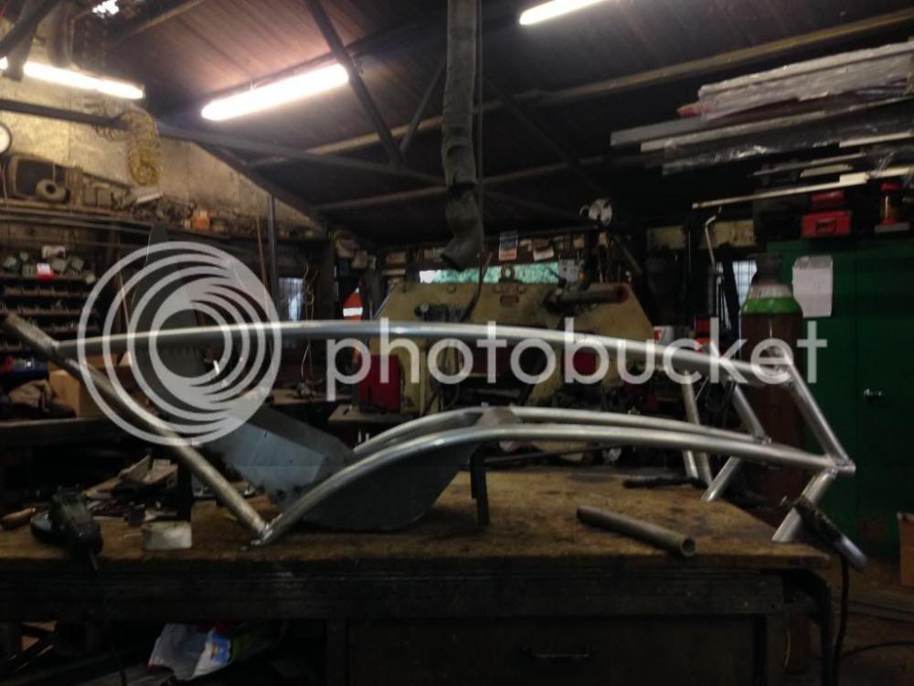 Newbie self build F1 racing rig - Sim Racing Rigs / Cockpit