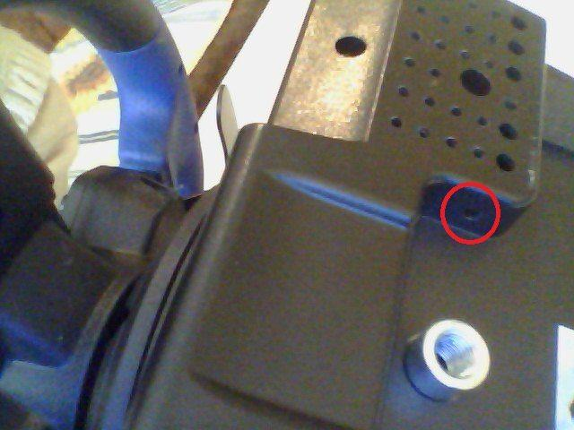 Thrustmaster T150 Improved Cooling Mod/Ball Bearings Belt
