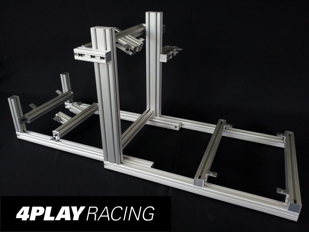 4Play Racing 8020 Sim Rig Review - Racing Rig Reviews