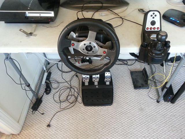 Wheels G25 G25 Steering Wheel Pedal