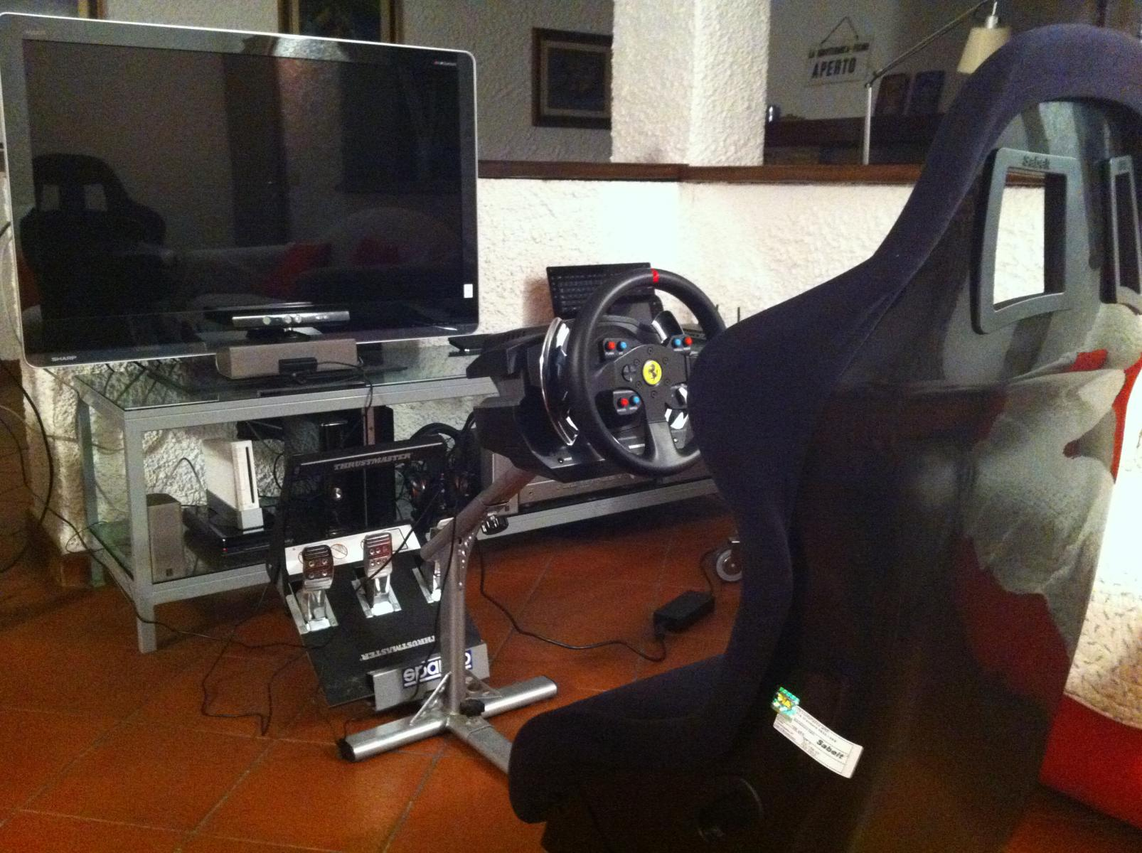 my rig playseat mod with sabelt sim racing rigs. Black Bedroom Furniture Sets. Home Design Ideas