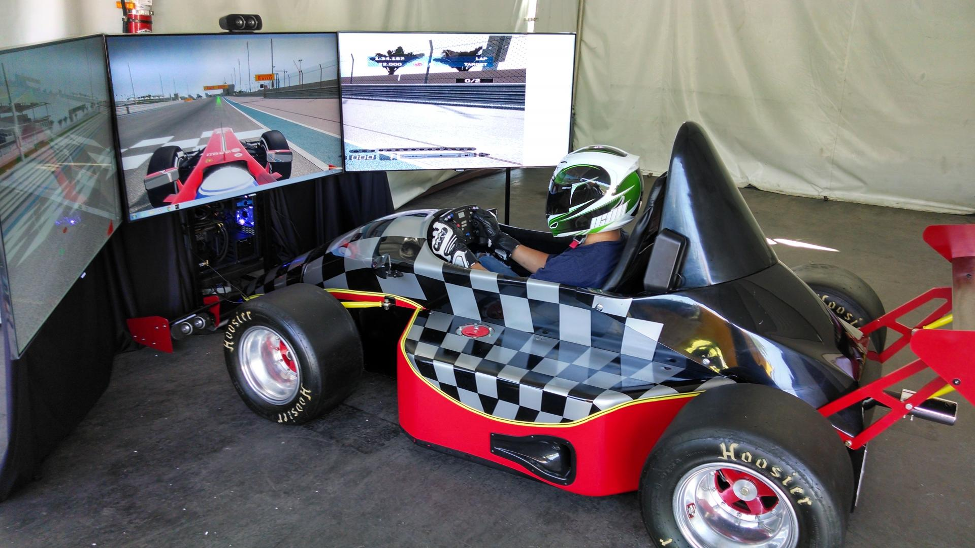 formula one racing simulation - photo #30