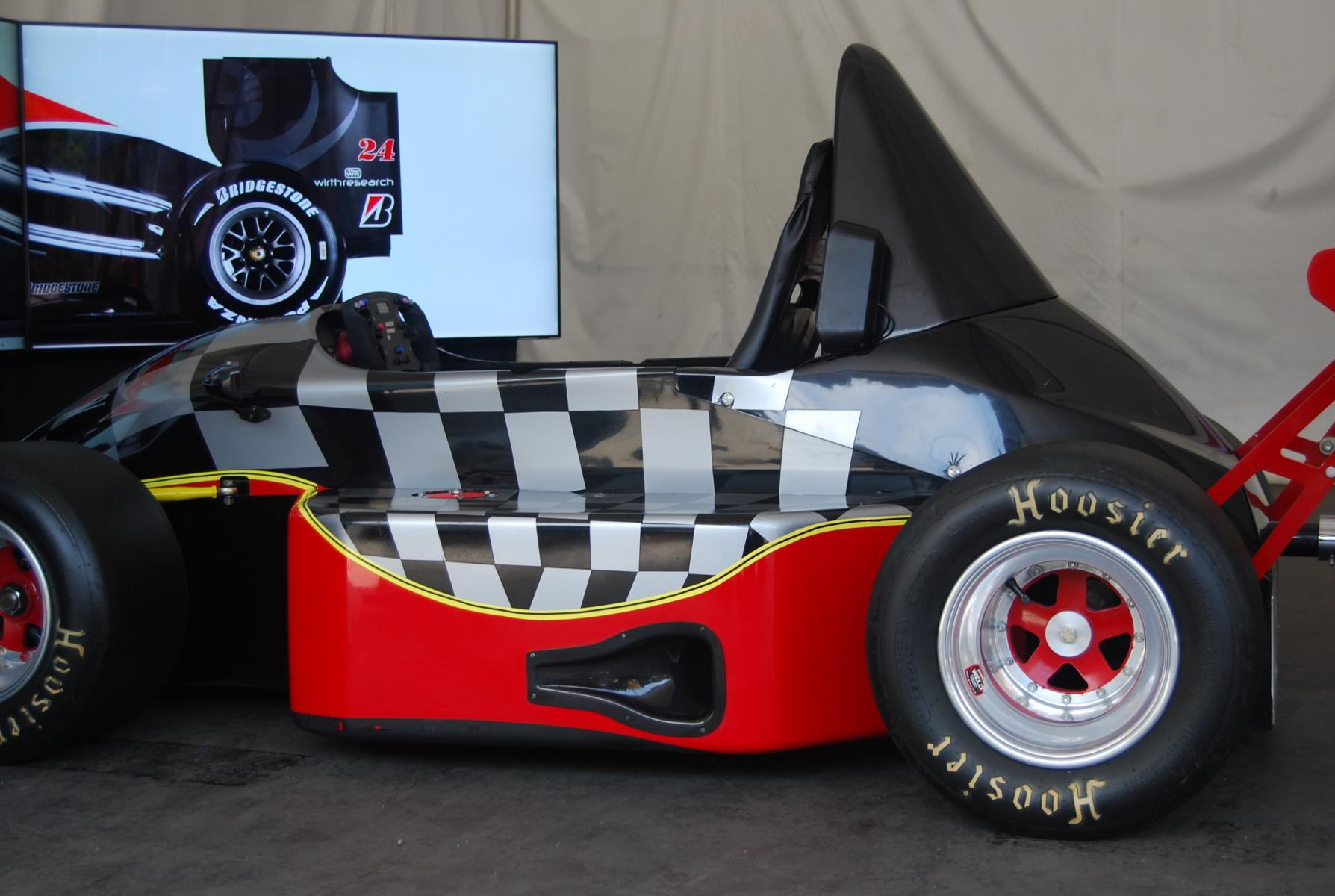 formula one racing simulation - photo #28