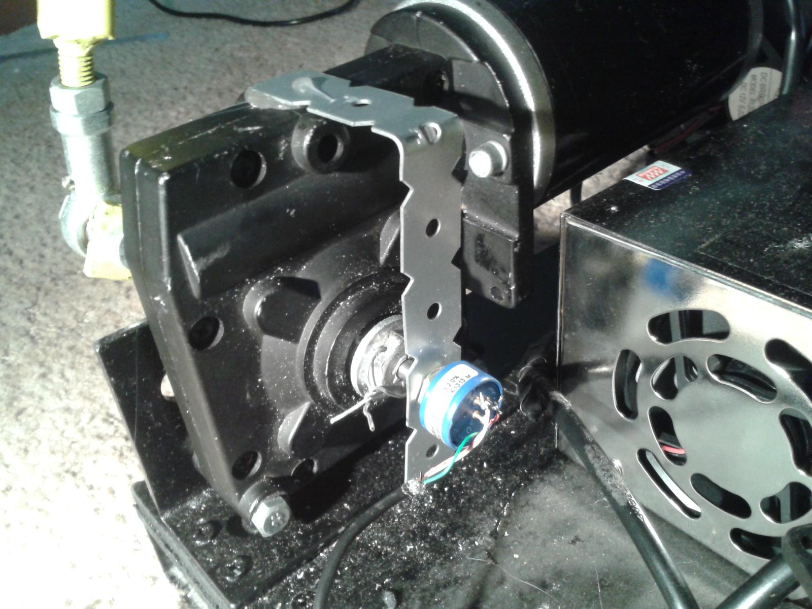 Built Diy 3 Dof Flight Simulator Movement Cockpit Drive Wiring