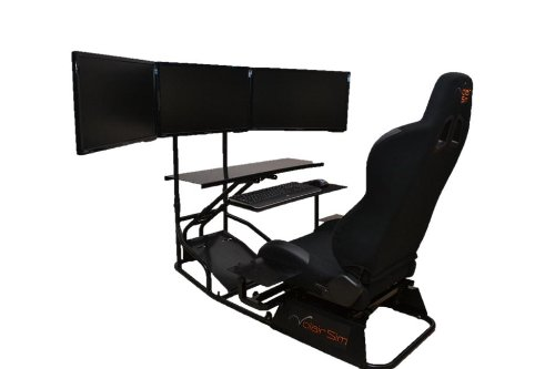 Volair Sim Universal Flight Or Racing Simulation Cockpit