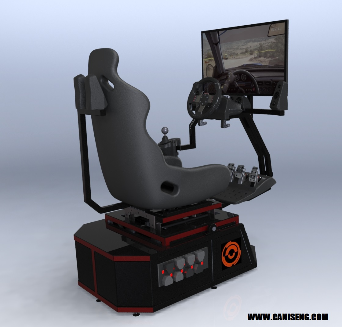 Xbox One, PS4, PC & PS3 Motion Simulator available - Sim