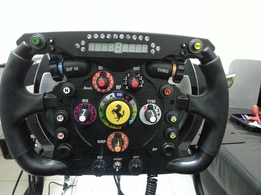 Th Ferrari F1 Addon Full Mod Thrustmaster Modifications Insidesimracing Forums