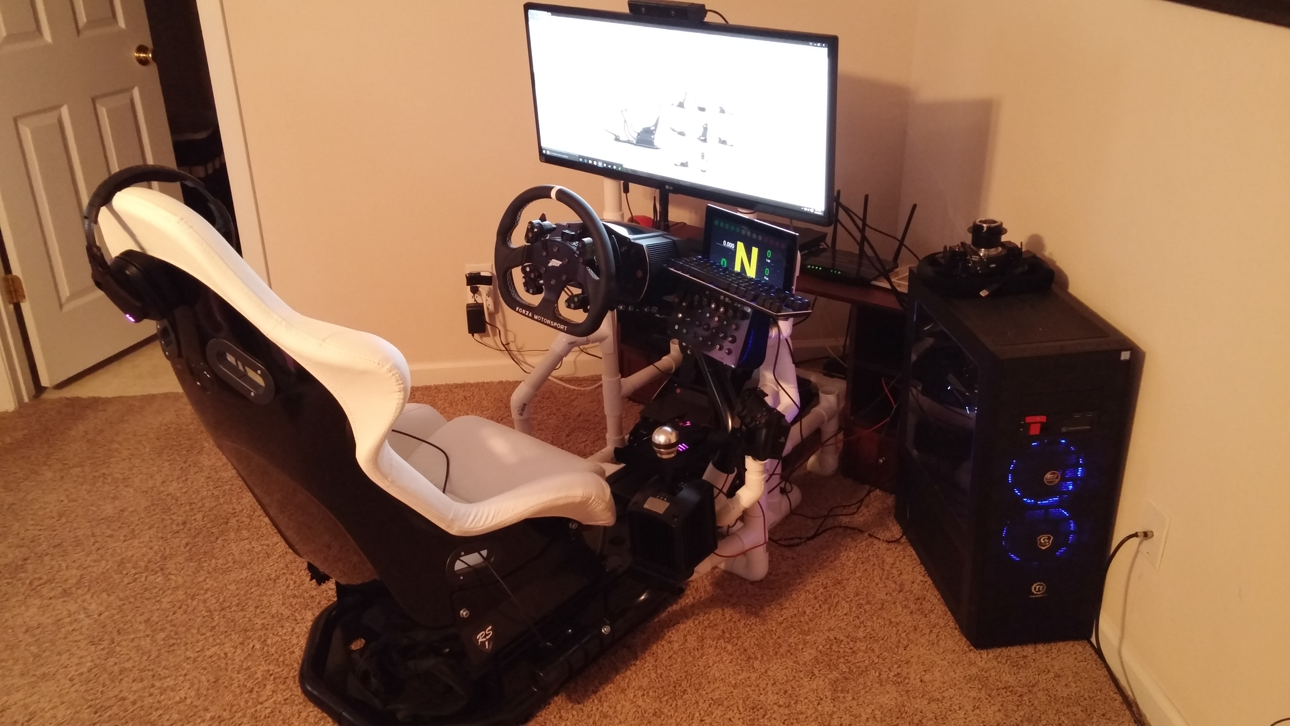 RSeat Owners Club - Page 4 - Sim Racing Rigs / Cockpit