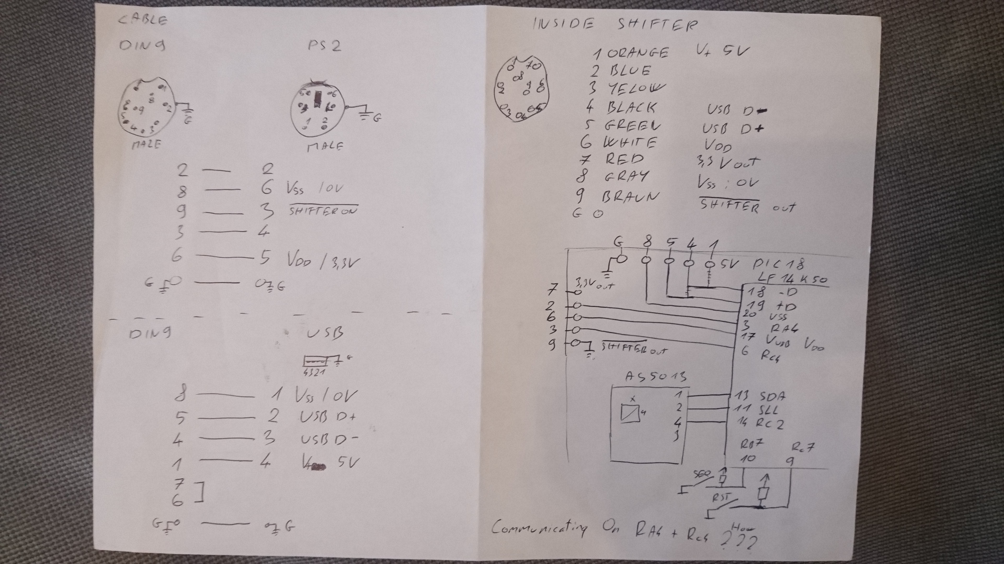 Th8a Wiring Diagram