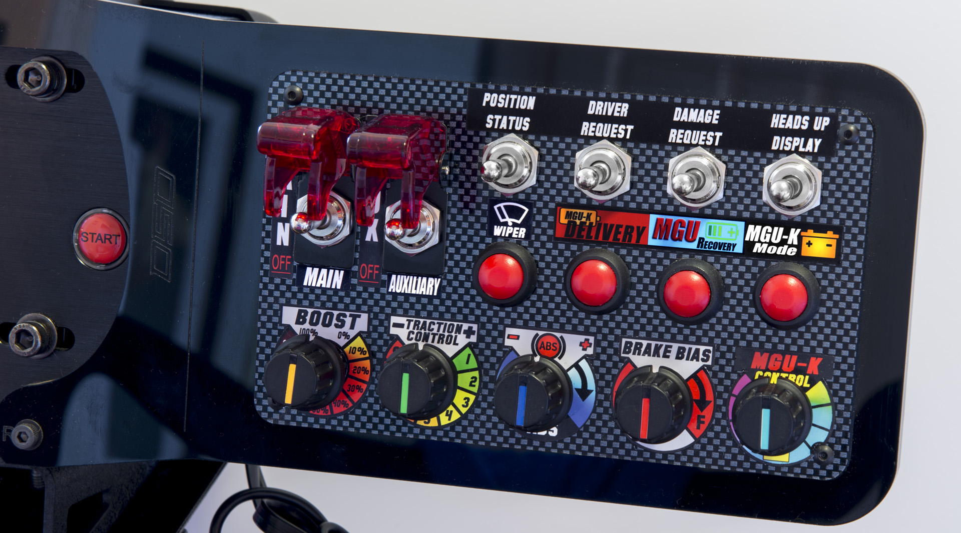 Dsd Button Box Panels Vinyl Decals Sim Gear Buy And