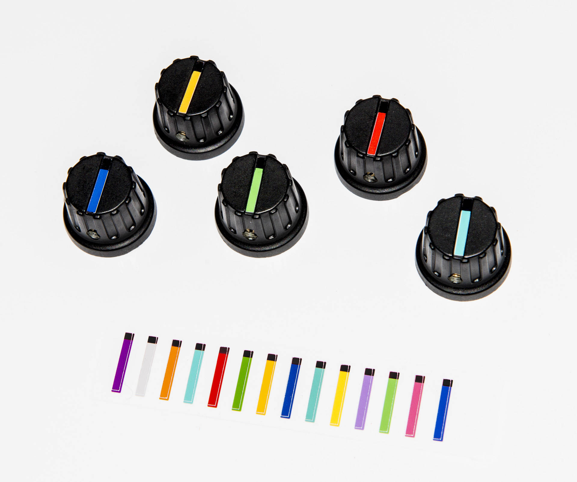 Sim Racing Decals/Labels for button box/steering wheel - Sim