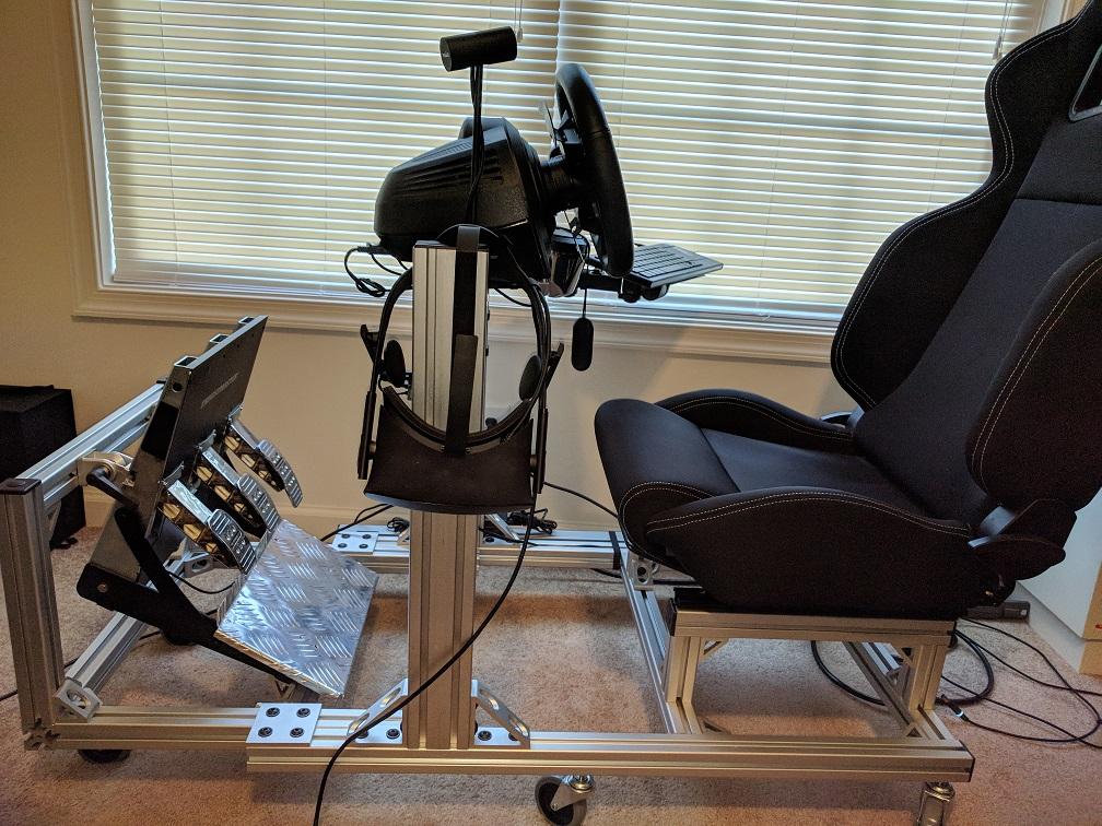 For Sale - Custom VR Racing Rig - USA, Pennsylvania - Sim