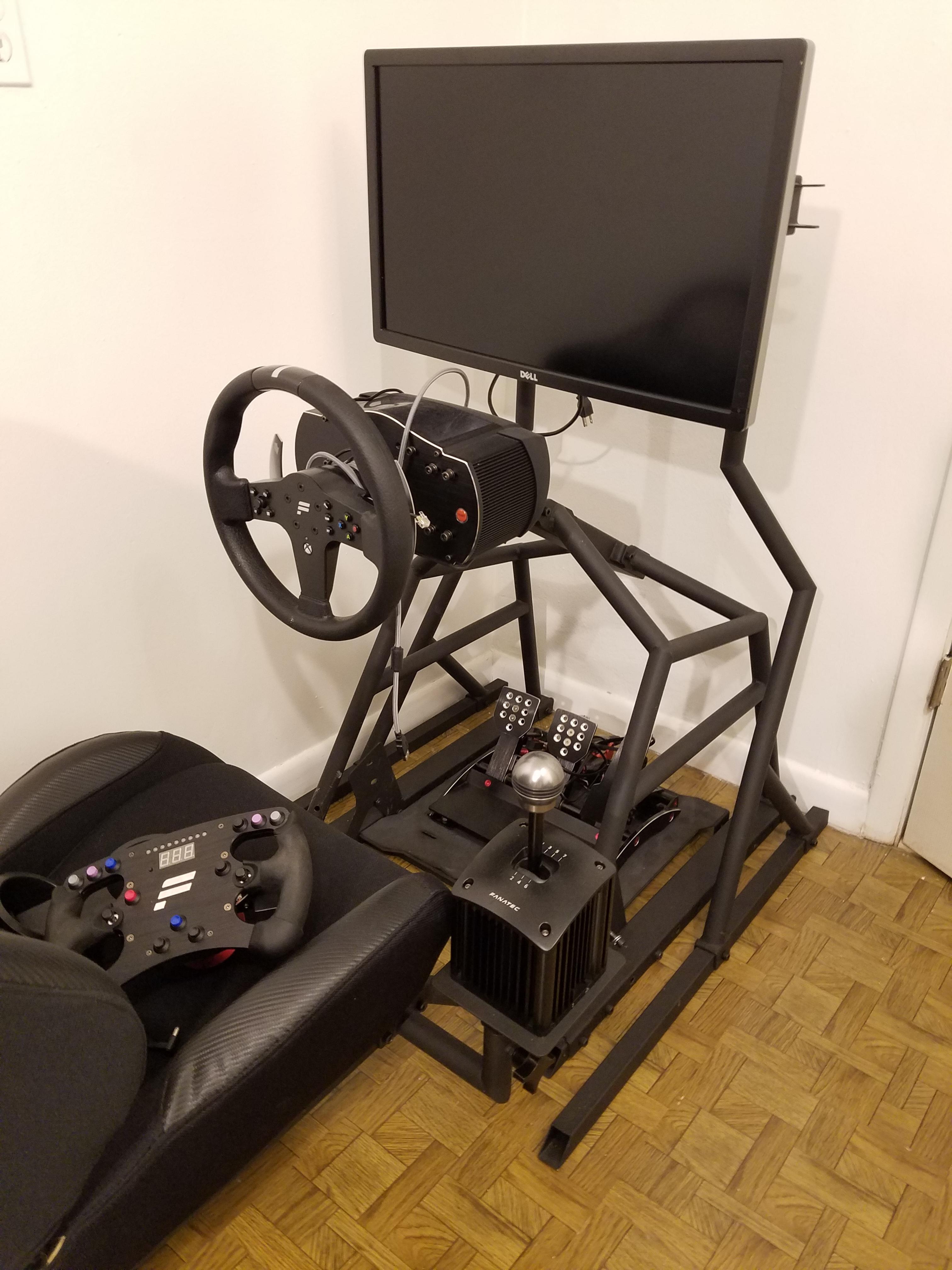 Sim Racing Cockpit Usa
