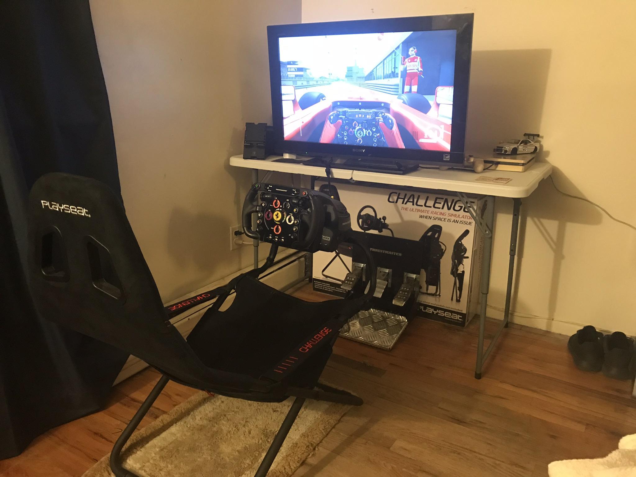 Playseat Challenge Durability/Life span - Racing Rig Reviews