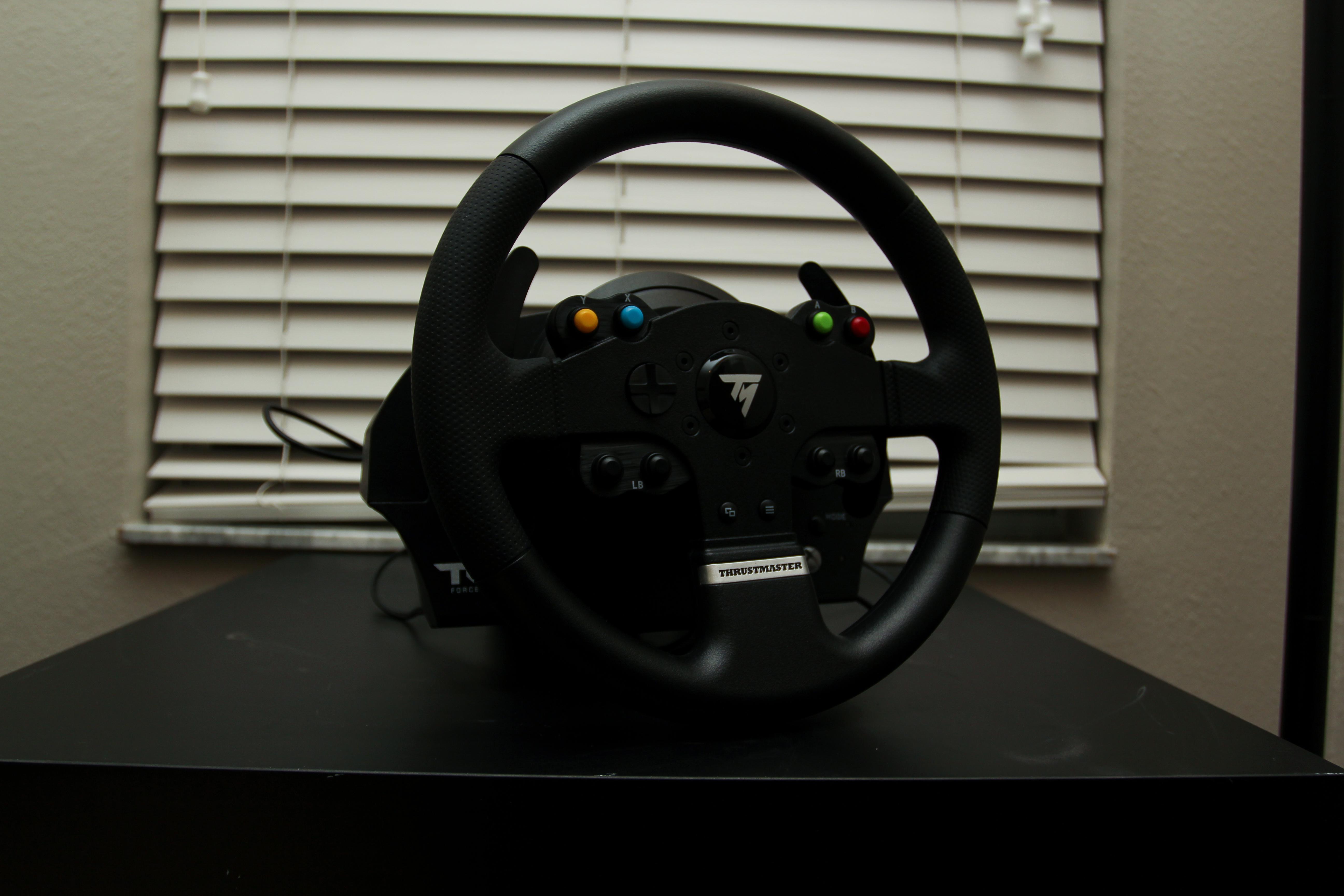 SOLD* Thrustmaster TMX Pro (Wheelbase + T3PA Pedals) - Sim Gear