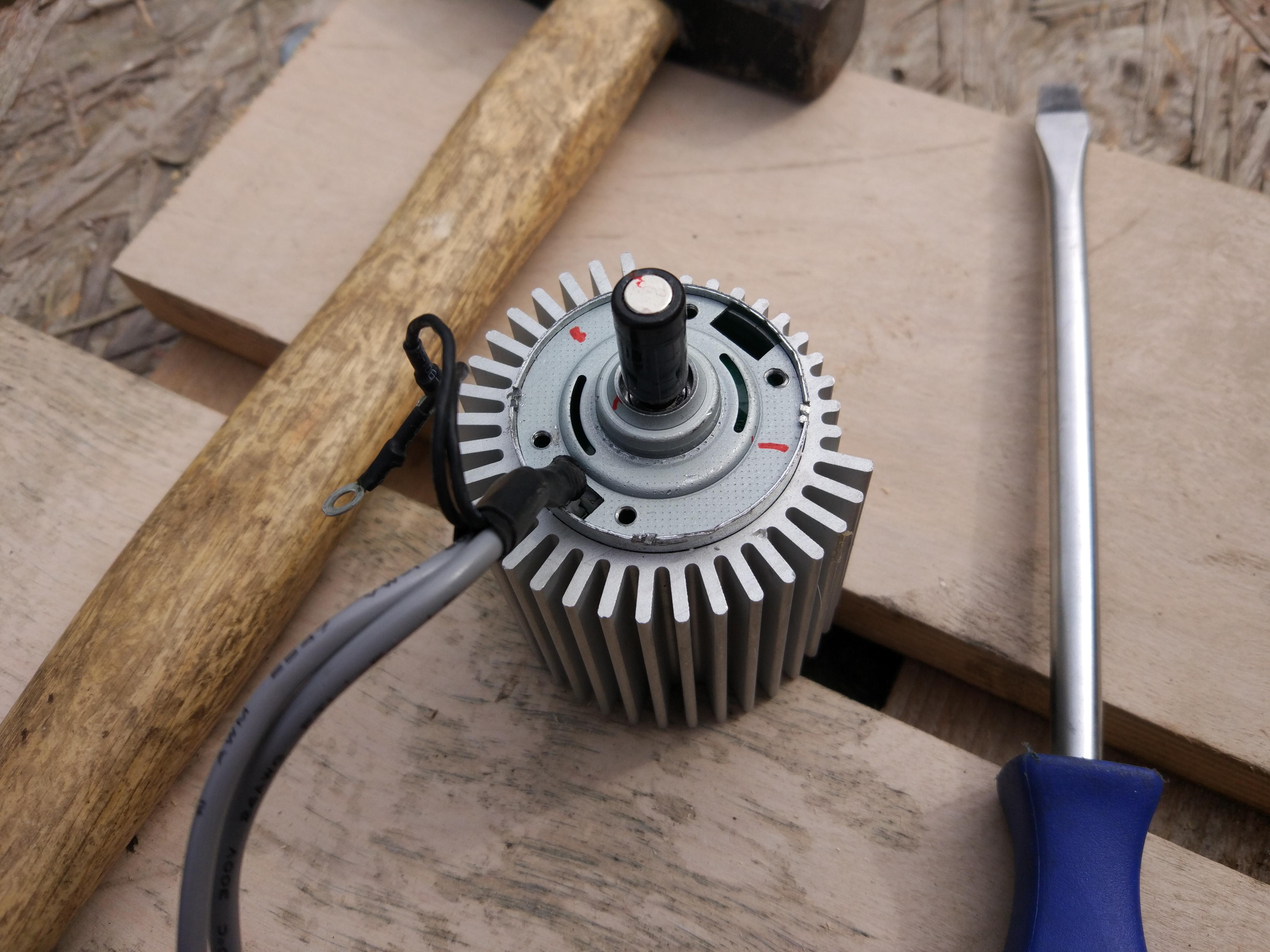 Thrustmaster TX motor spec/ upgrade? - Thrustmaster