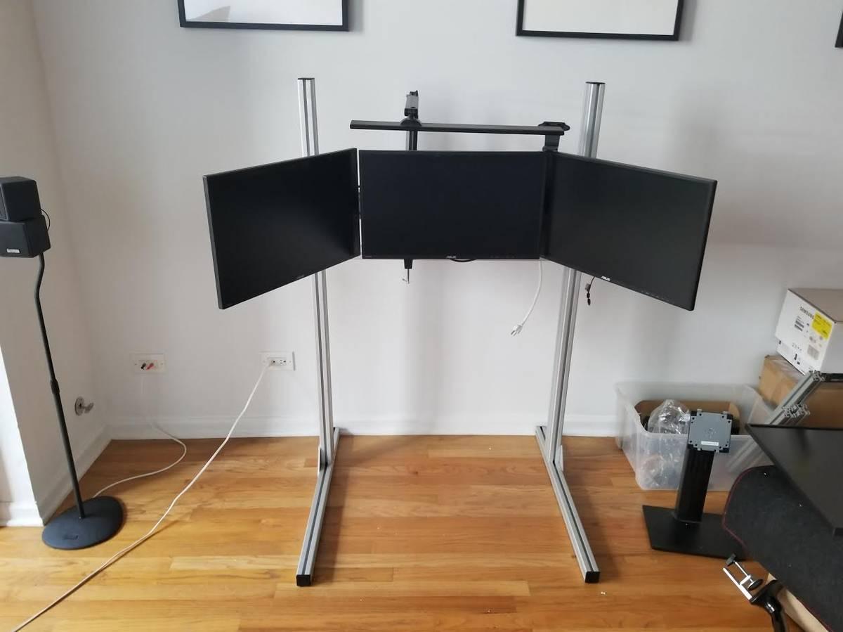 8020 desk