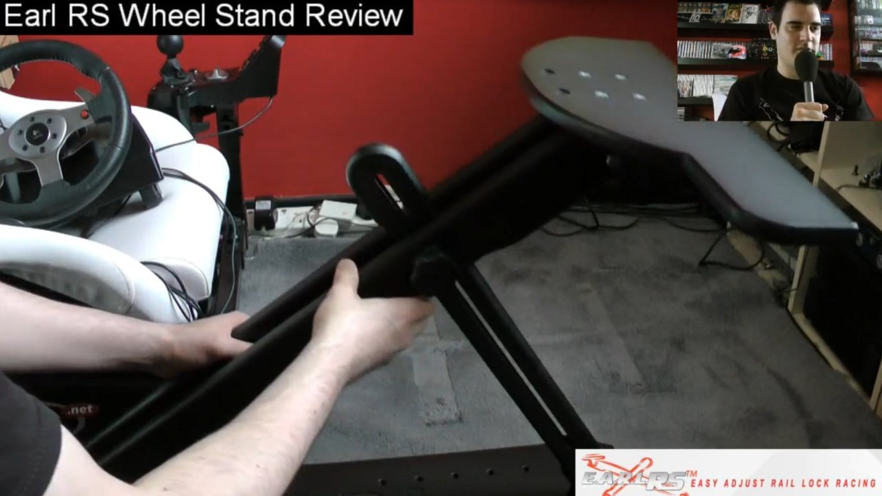 Earl RS Wheel-Stand Review by Team VVV