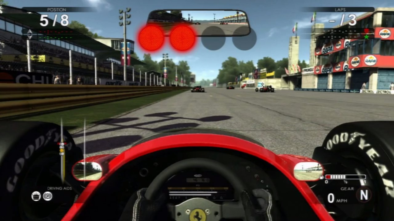 Test Drive Ferrari Racing Legends Review