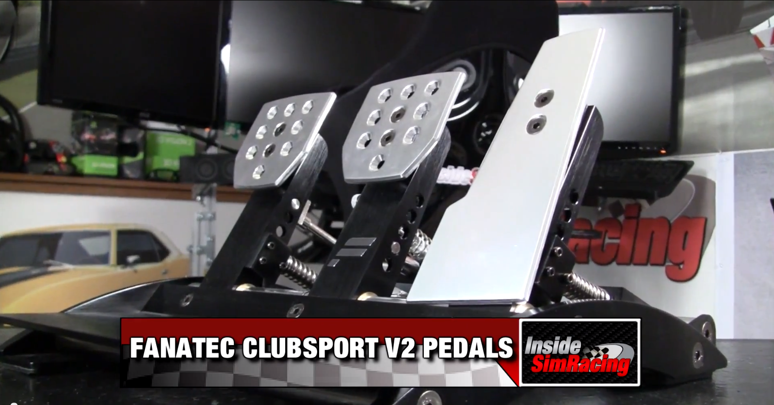 Fanatec Clubsport Pedals V2 Review