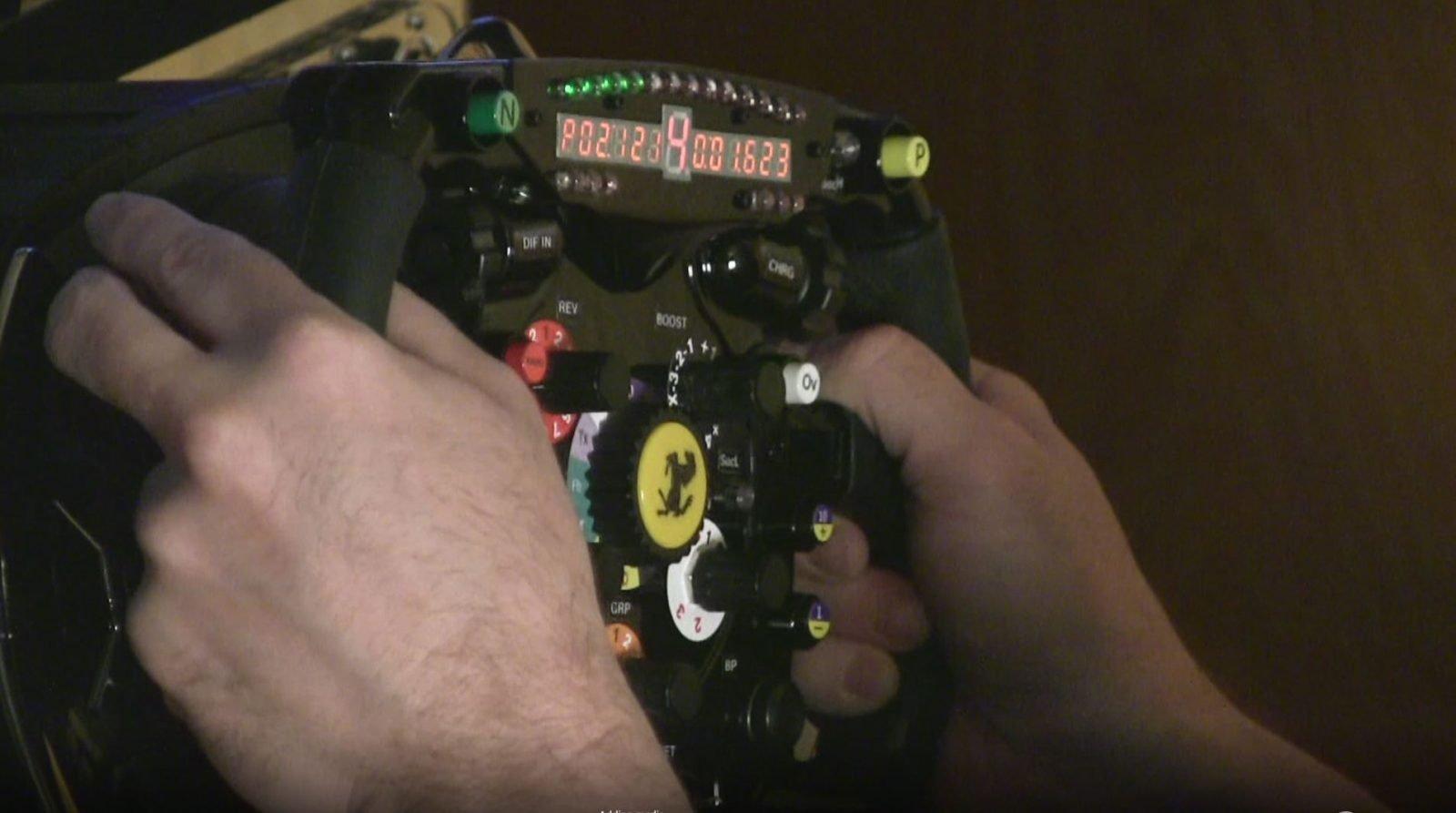 Ferrari F1 Replica by F1 Wheel Mods