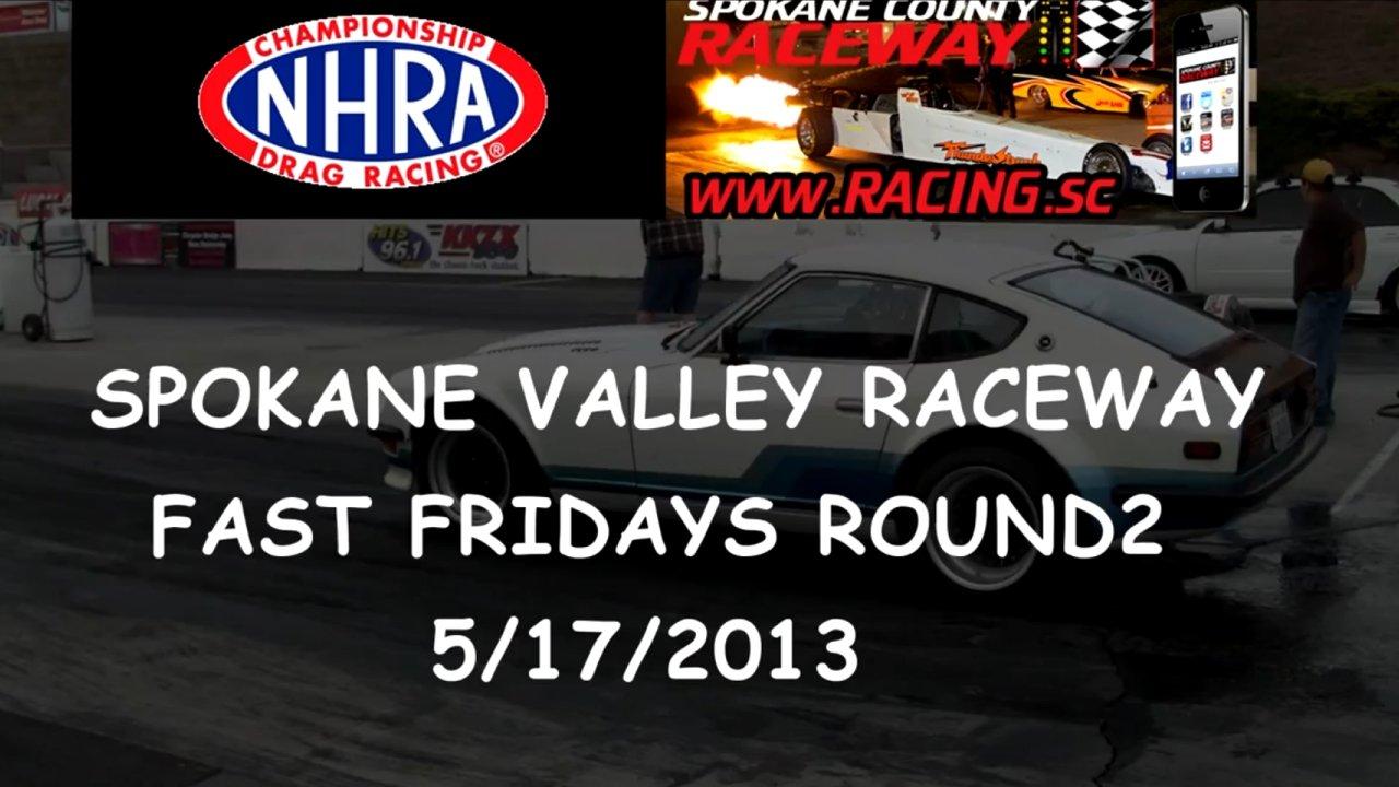 Fast Fridays at Spokane County Raceway Round 2 by Inside Sim Racing