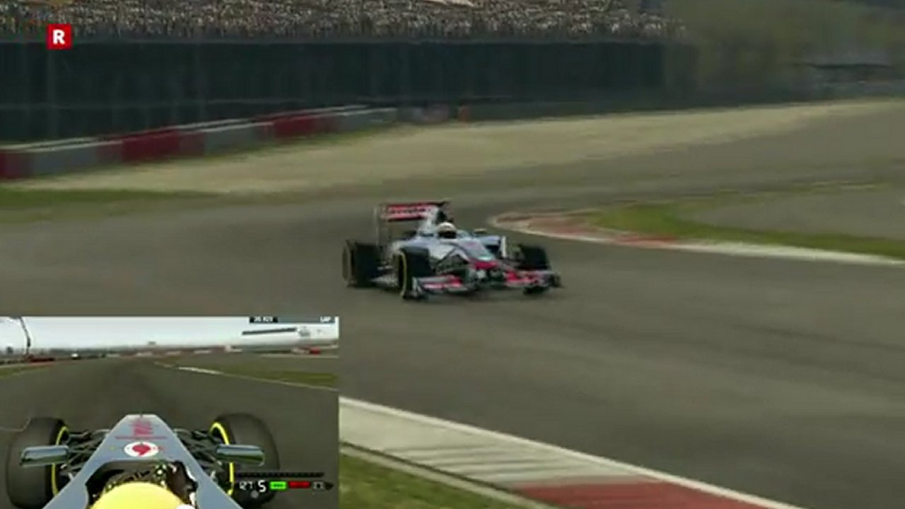 Codemasters F1 2012 Circuit of the Americas Replay Cameras HD EXCLUSIVE