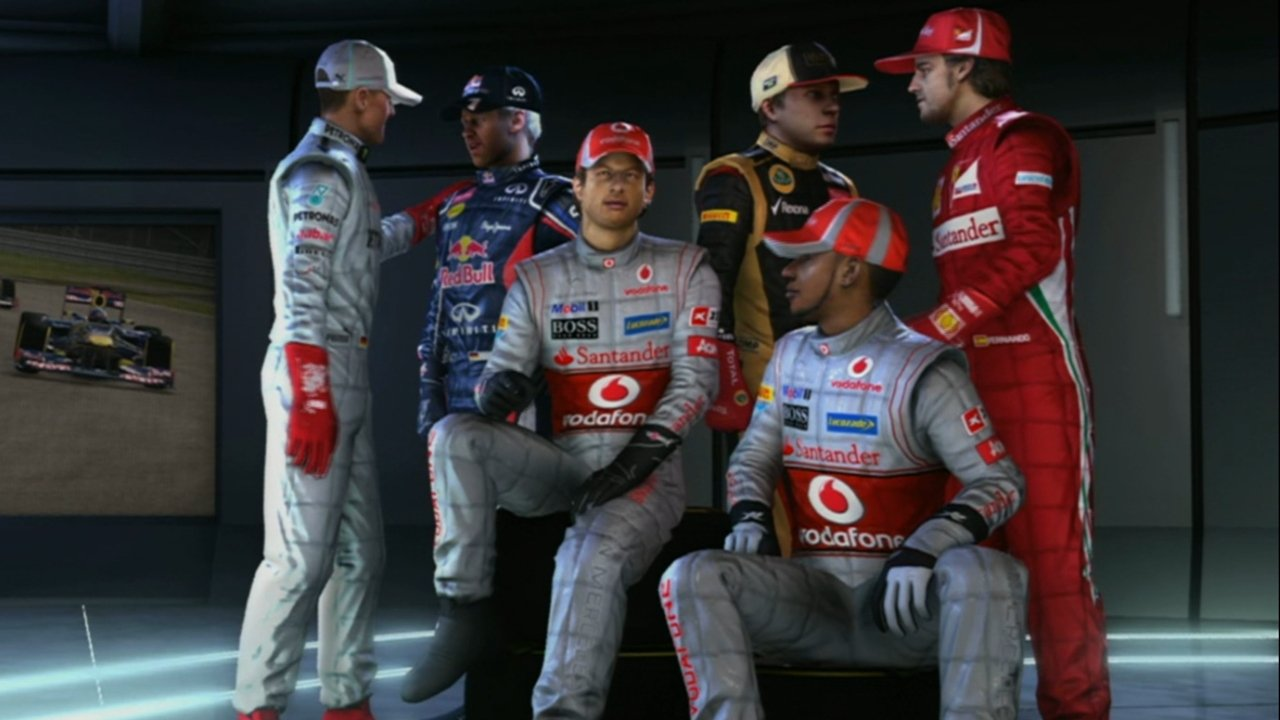 F1 2012 by Codemasters review by Inside Sim Racing (PC, Xbox 360, PS3)