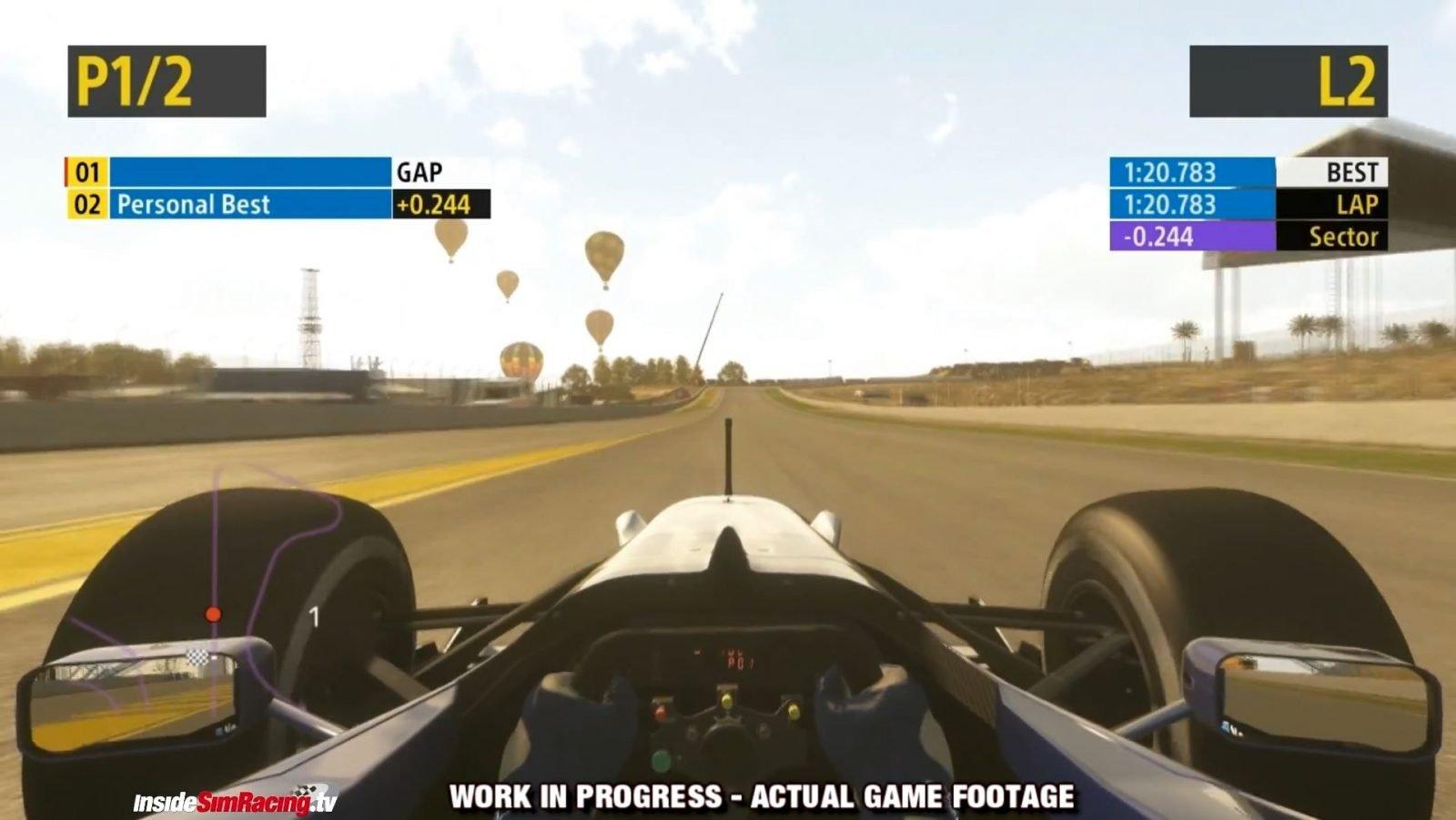 Codemasters Formula One 2013 Historic Gameplay Jerez 1996