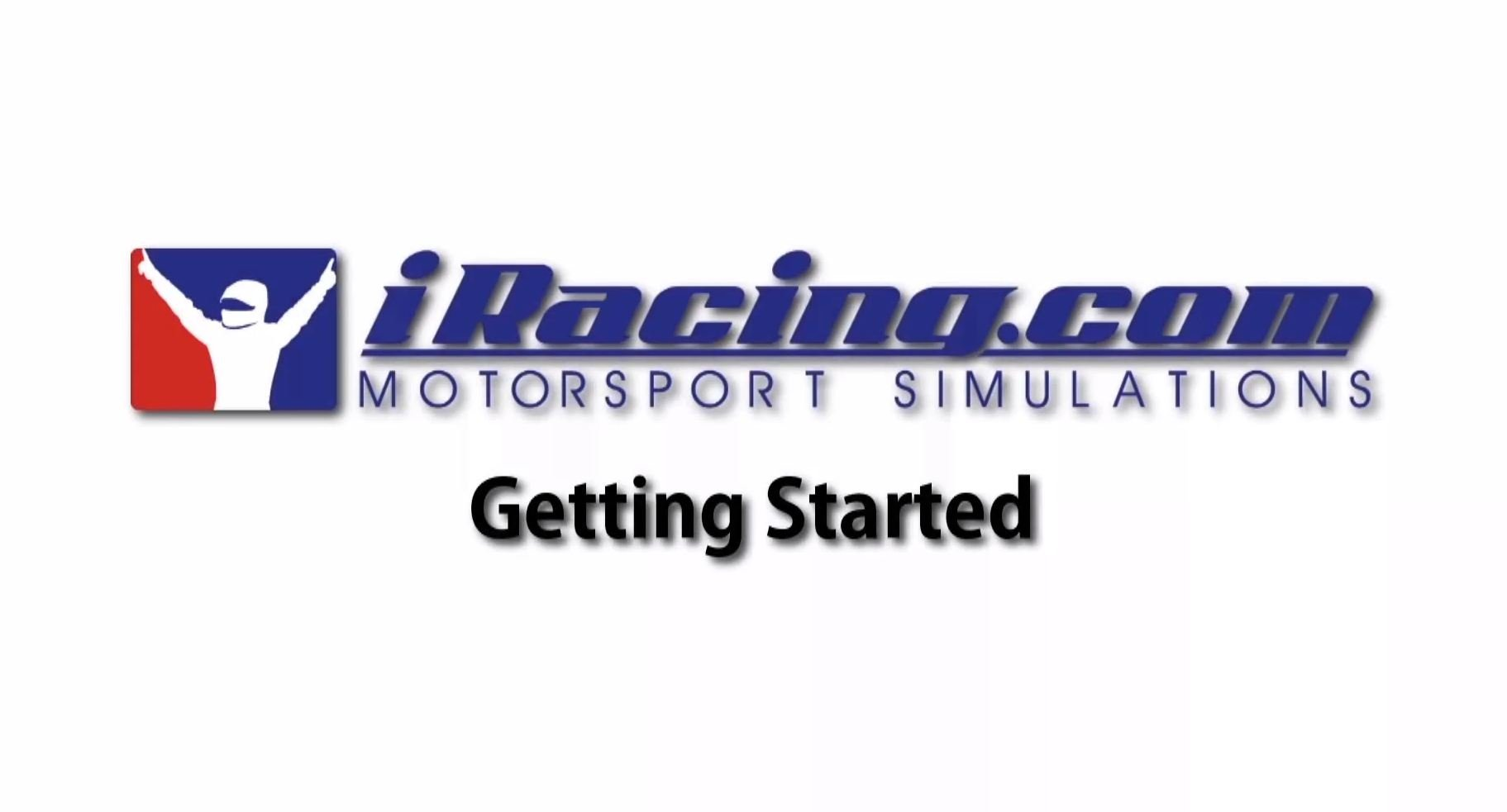 iRacing : Getting Started – How To