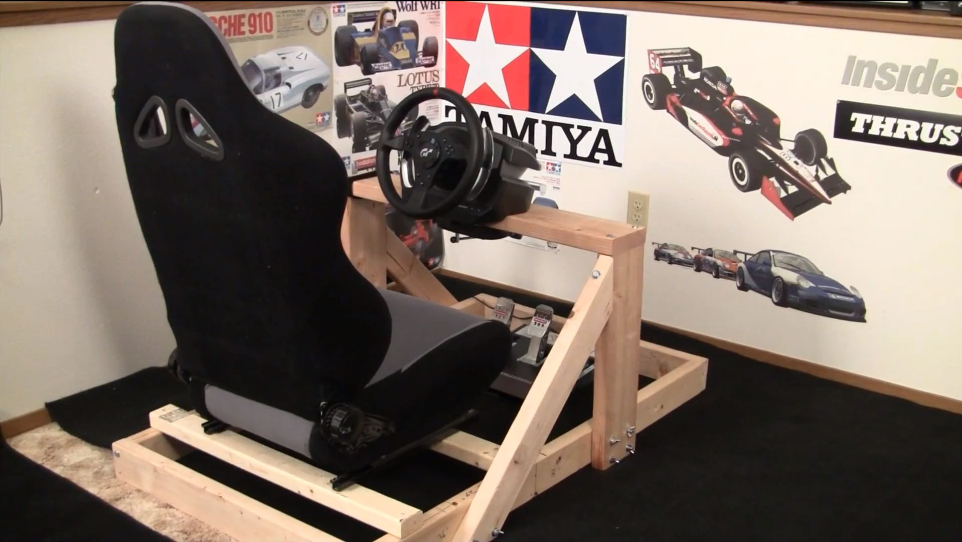 SimFix SR-1 Sim Racing Rig Reviewed