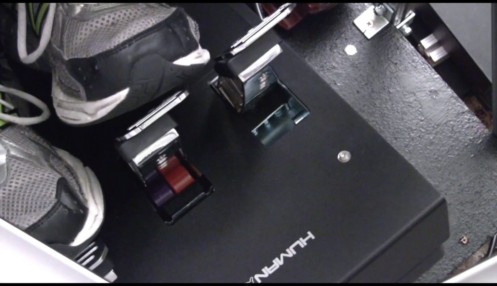 Basher Brake Mod for Thrustmaster T500 RS Pedals