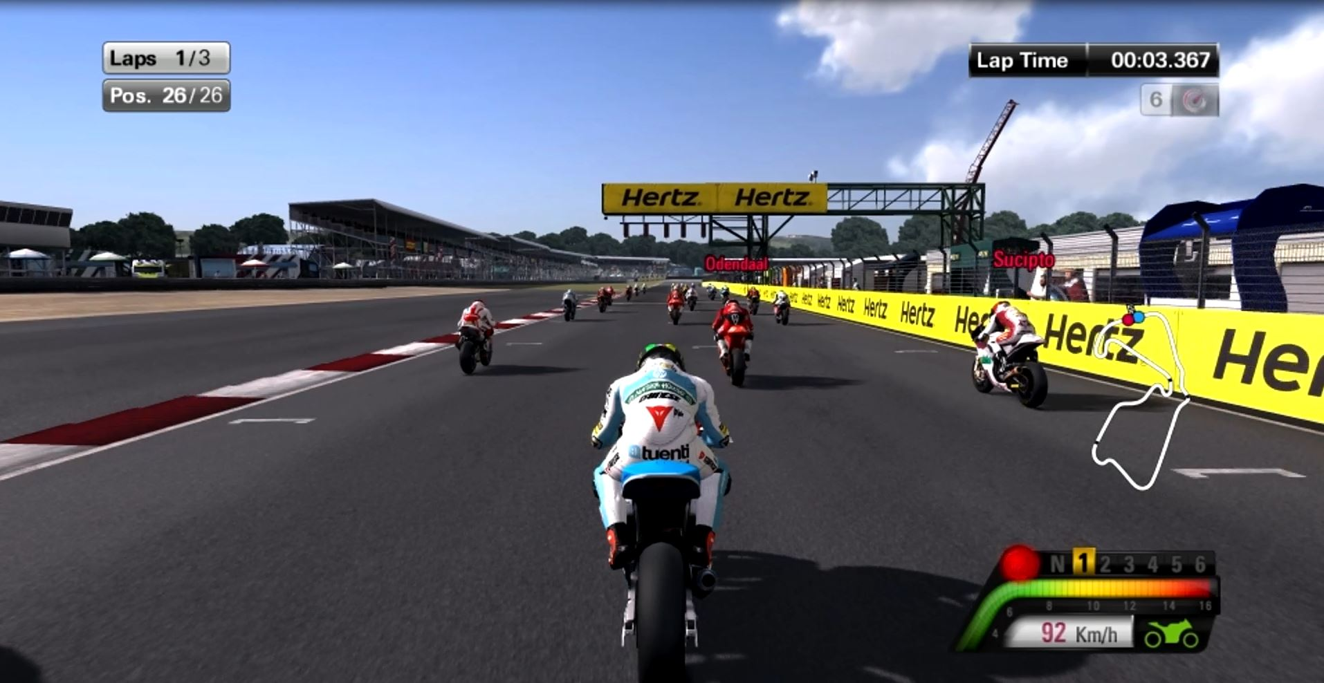 Moto GP 2013 Review