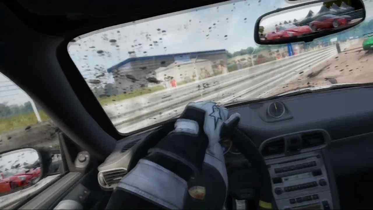 Shift 2 Unleashed Crash Compilation Porsche GT3
