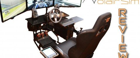 Volair Sim Racing Rig Review