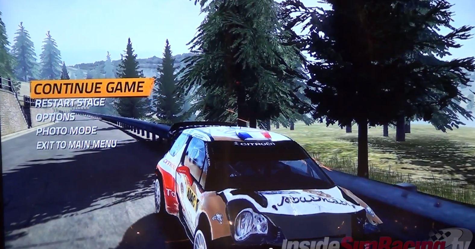 WRC 4 Gameplay PS3 Gamescom 2013