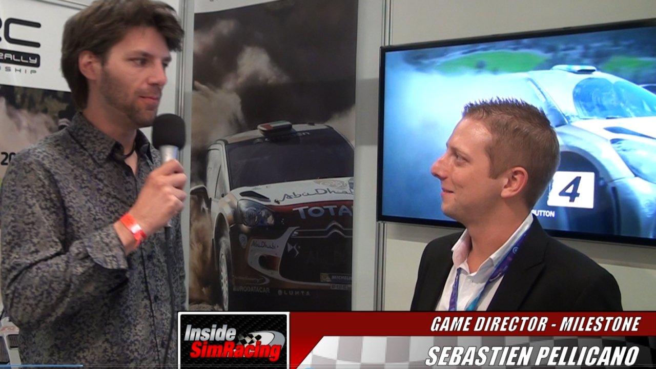 WRC 4 – Developer Interview – Gamescom 2013