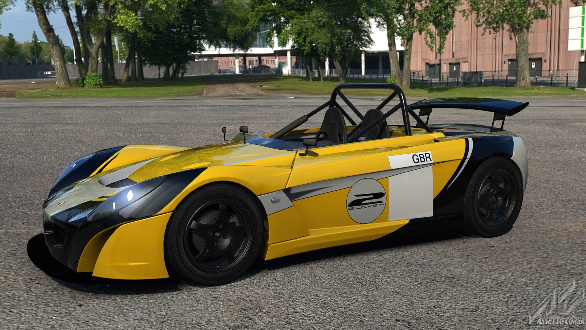Assetto Corsa Early Access Update One