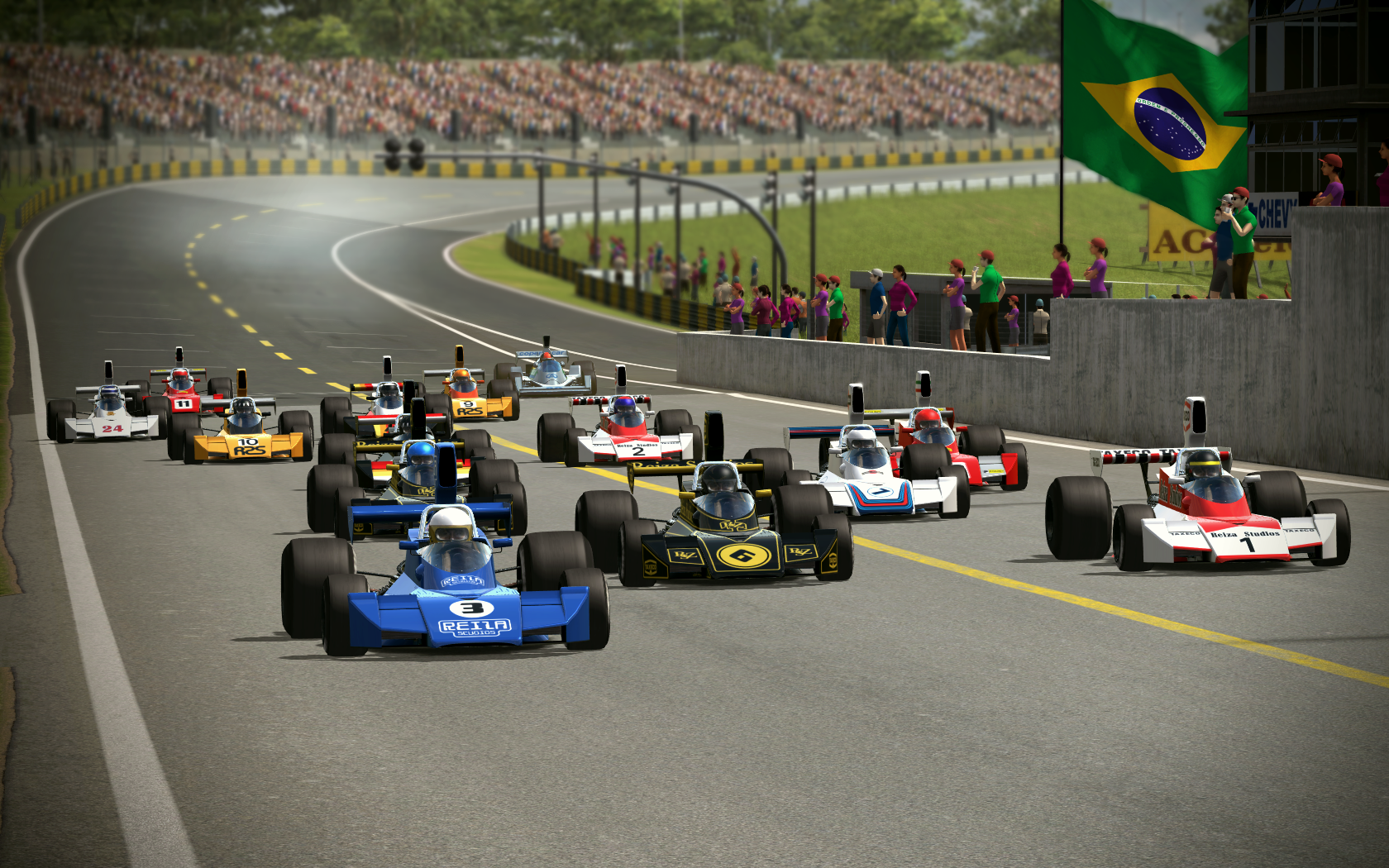 Game Stock Car 2013 (GSC 2013) Out Now - Inside Sim Racing