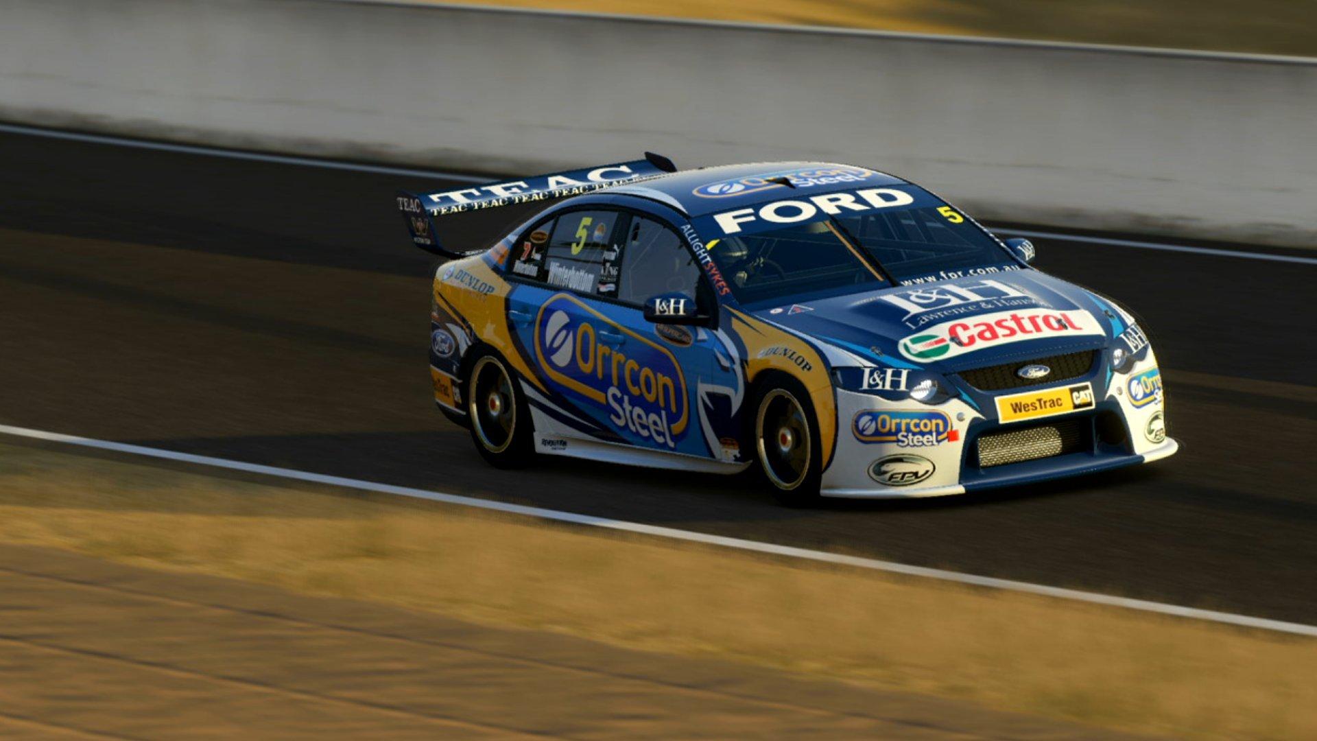 V8 at Bathurst Forza 5 Thrustmaster TX Racing Wheel