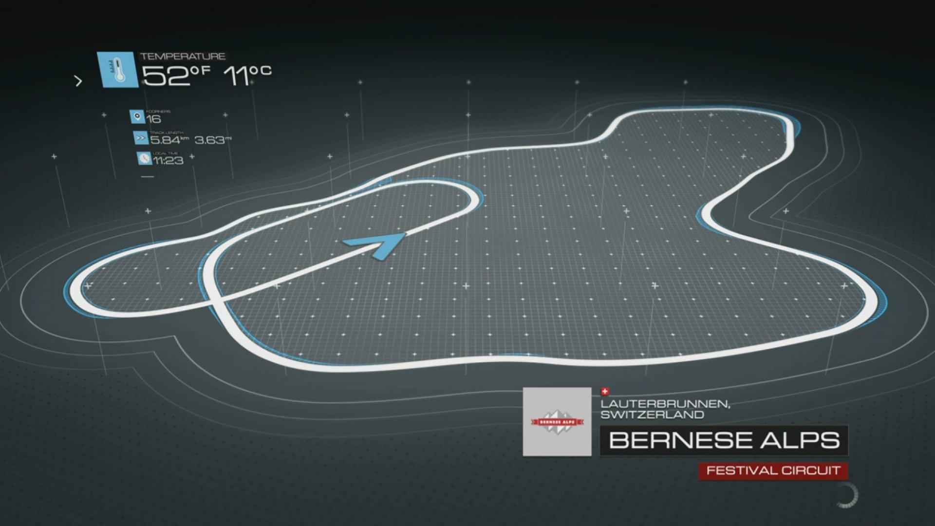 Forza 5 Bernese Alps Crash Fix