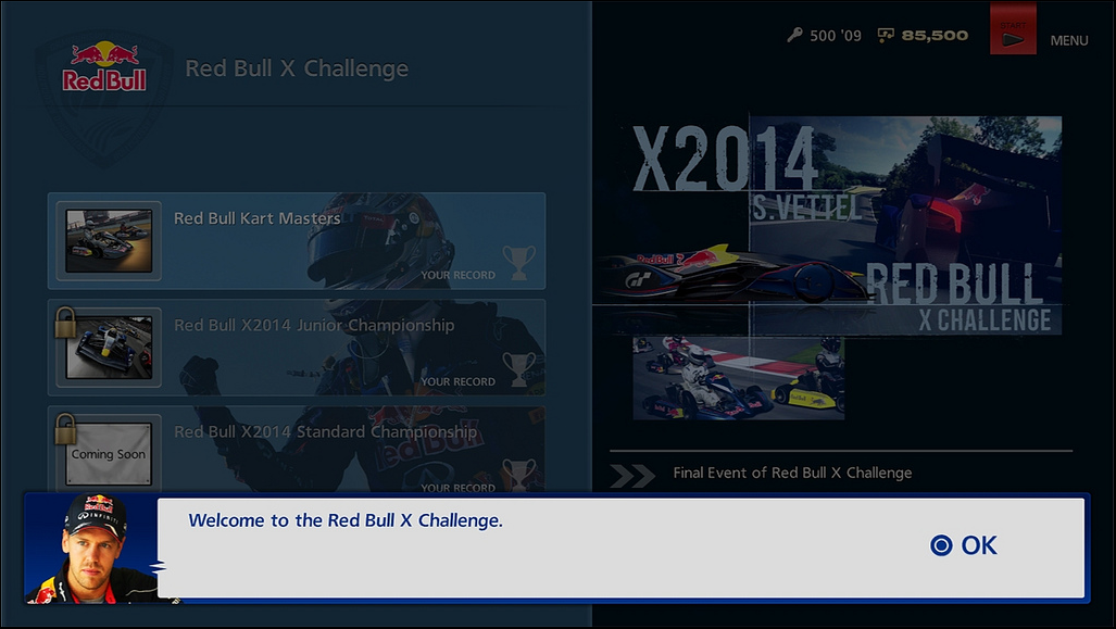 Gran Turismo 6 Updated Today, Red Bull Challenge Unleashed