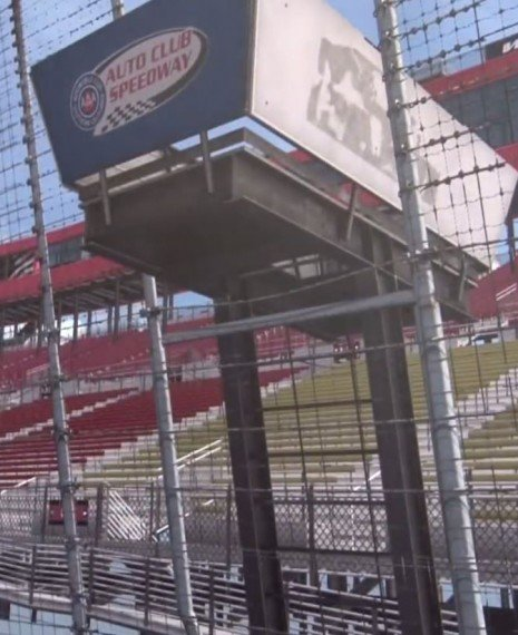 iRacing Auto Club (California) Speedway – Update on Dev