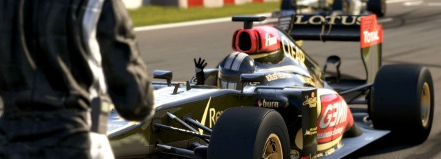 Forza Motorsport 5 Lotus E21 F1 @ Catalunya 4 Lap Race w/ TM F1 Rim