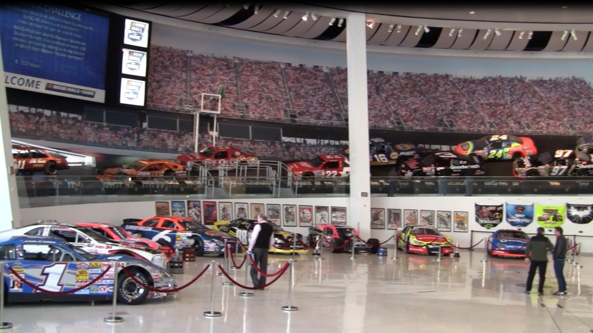 This Week Inside Sim Racing – NASCAR HOF Edition