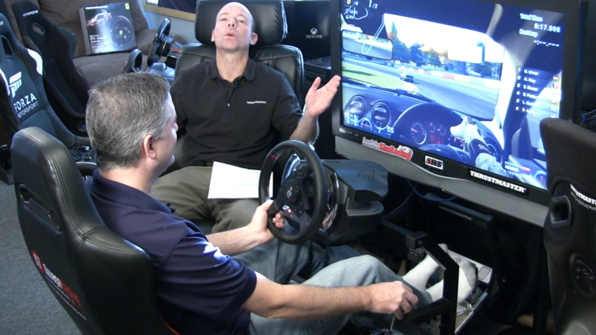 This Week Inside Sim Racing – Gran Turismo Edition