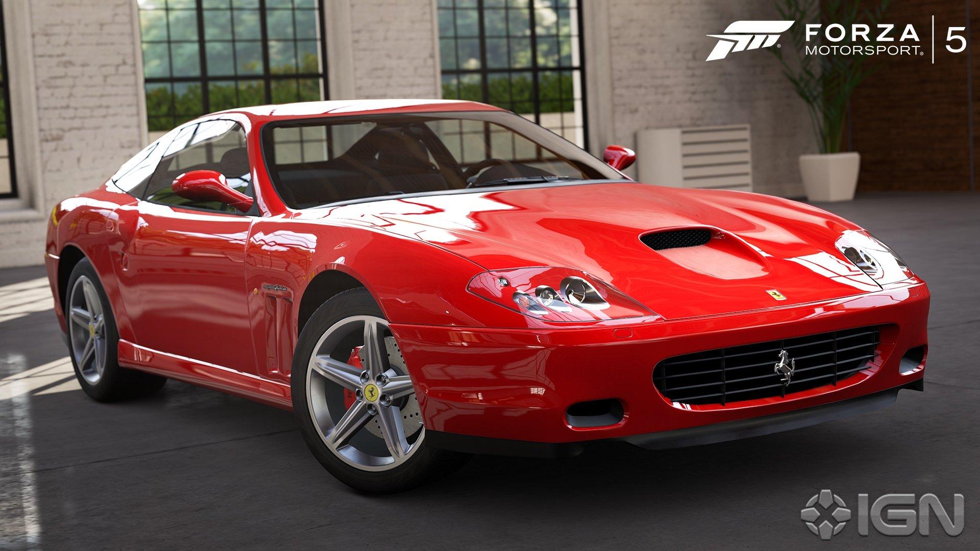 Forza Motorsport 5 Ign Car Pack Released Inside Sim Racing
