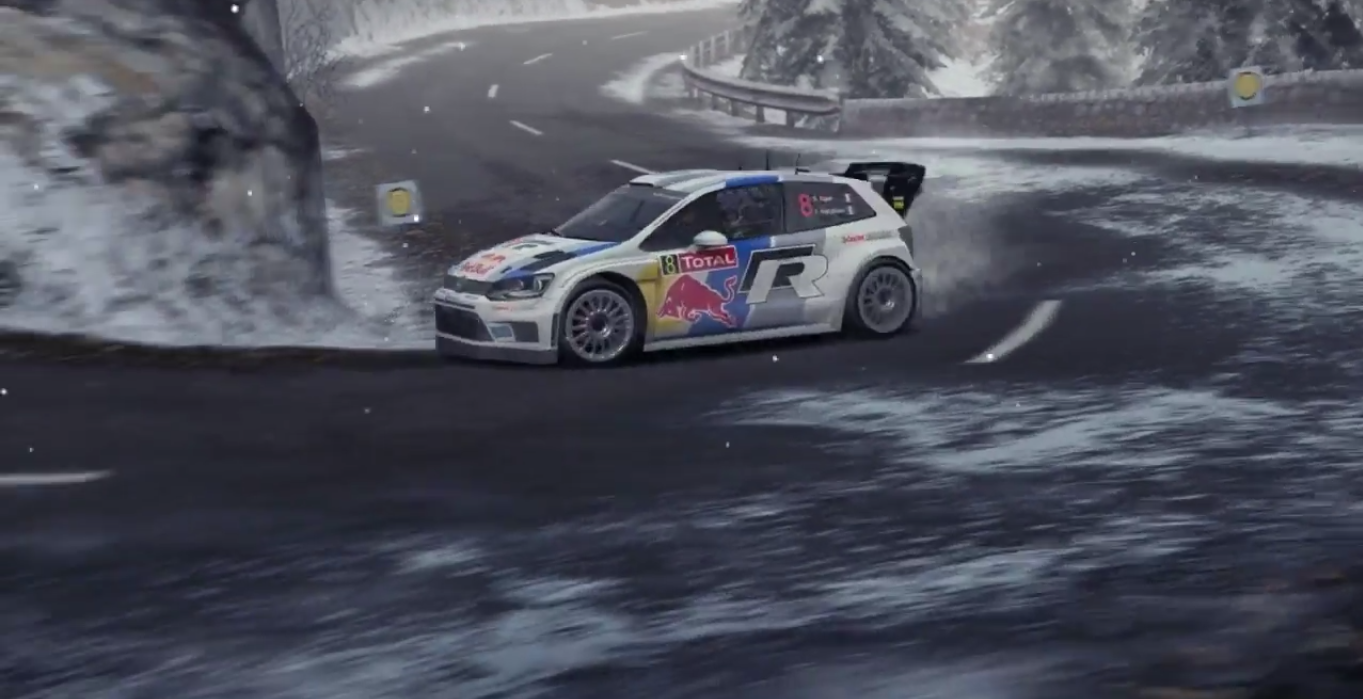 WRC 4: Advanced Physics Engine Version 0.9 Released