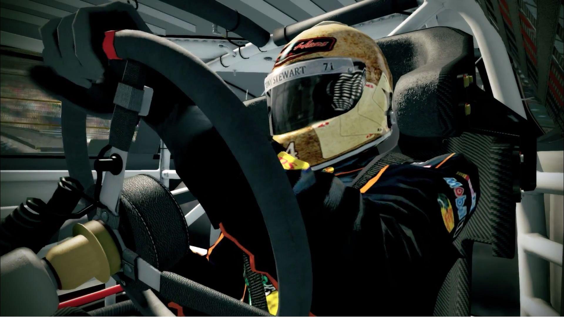 NASCAR '14: Official Tony Stewart Trailer